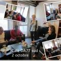 cafe DA Sud 2octobre
