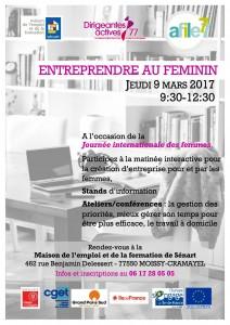 affiche 09032017 entreprendre au féminin